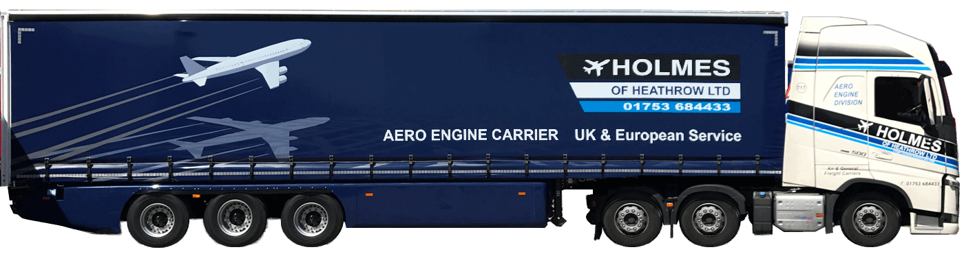 Holmes of Heathrow Freight Transporters Holmes of Heathrow aircraft engine carrier vehicle high res V8