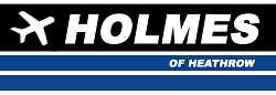 Holmes of Heathrow logo 250